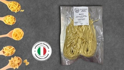 Spaghetti artisanal