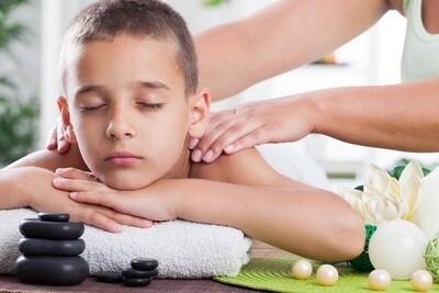 Massage pour enfant