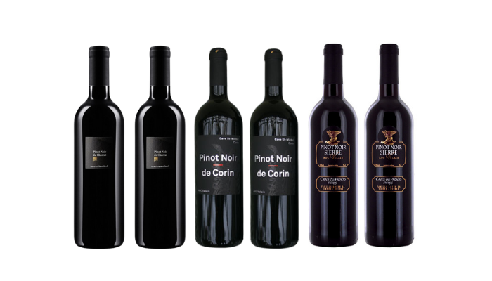 Festival de Pinot Noir du Valais 75cl 2020