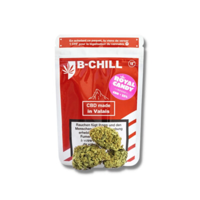 Royal Candy Indoor CBD Suisse 5g