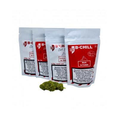 Mini pack découverte CBD Suisse B-Chill