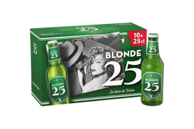 Pack de Blonde 25
