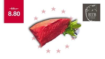 Steak de boeuf du valais