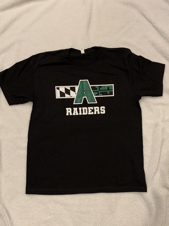 Raiders T-Shirt, black