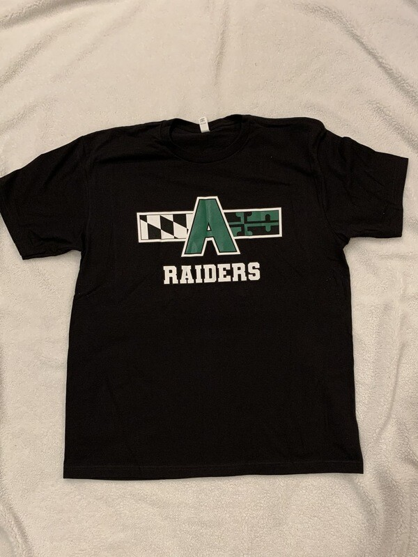 Raiders T-Shirt, black