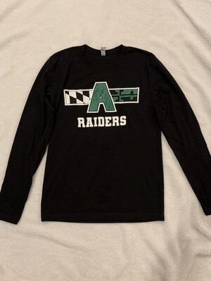 Raiders Longsleeve T-shirt, black