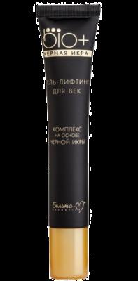 Liffting gel za područje oko očiju -BIO+ Crni kavijar- 20g