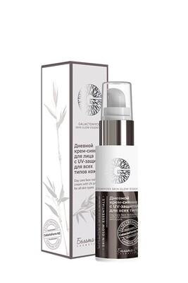 Krema za dnevnu negu lica sa UV zaštitom za sve tipove kože GALACTOMICES 50g