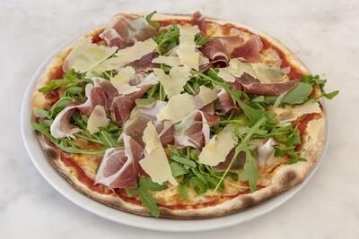 Pizza tricolor