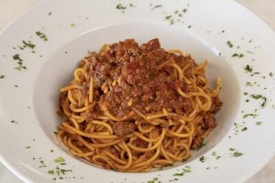 Pasta bolognesa