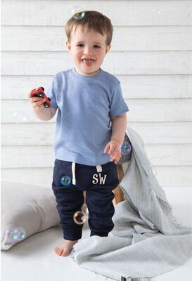 Baby Joggers With Optional Free Printed Initials