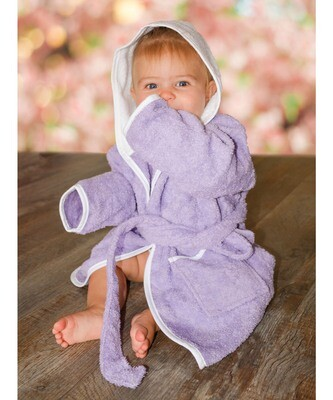 Babies Hooded Robe
