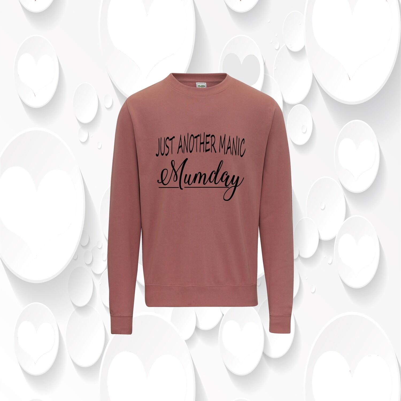 Manic Mumday Sweater