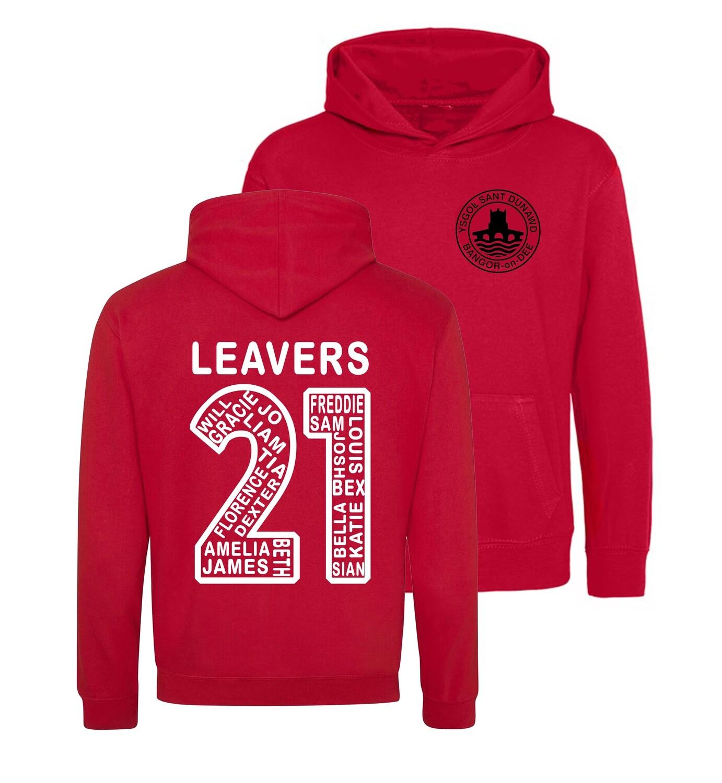 School Leavers Hoodies
