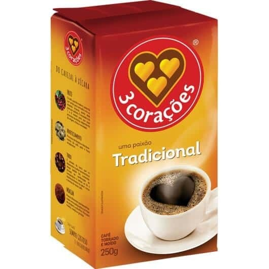 3 Coracoes Coffee