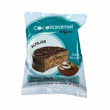 Alfajor Semi-Sweet Chocolate 62g