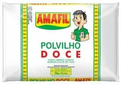 Amafil Polvo Doce 1 kl