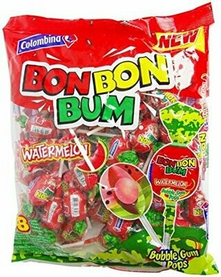 Bon Bon Bum watermelon 24 Pack