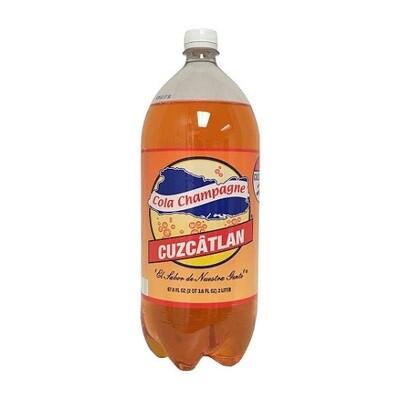 Cuzcatlan Kola Champagne 2L