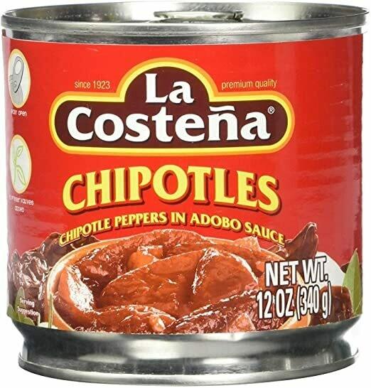 Delicioso Food Chipotle 12 oz