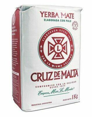 Cruz de Malta Yerba Mate 1 Kg