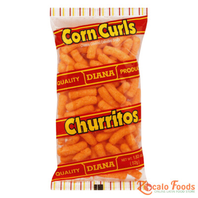 Diana Churritos