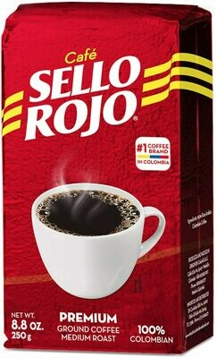 Coffee sello rojo ground 250g