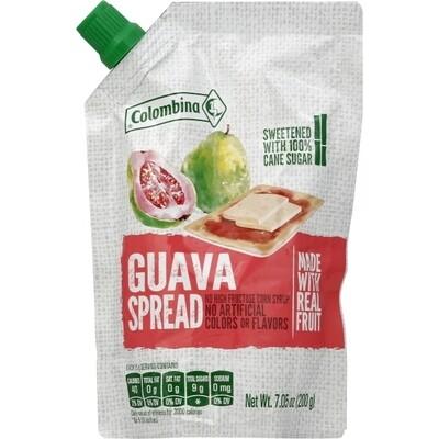 Colombiana mermelada guava 7.5 oz