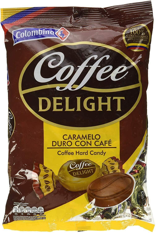 colombina coffee delight x 50