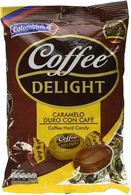 colombina coffee delight x 50