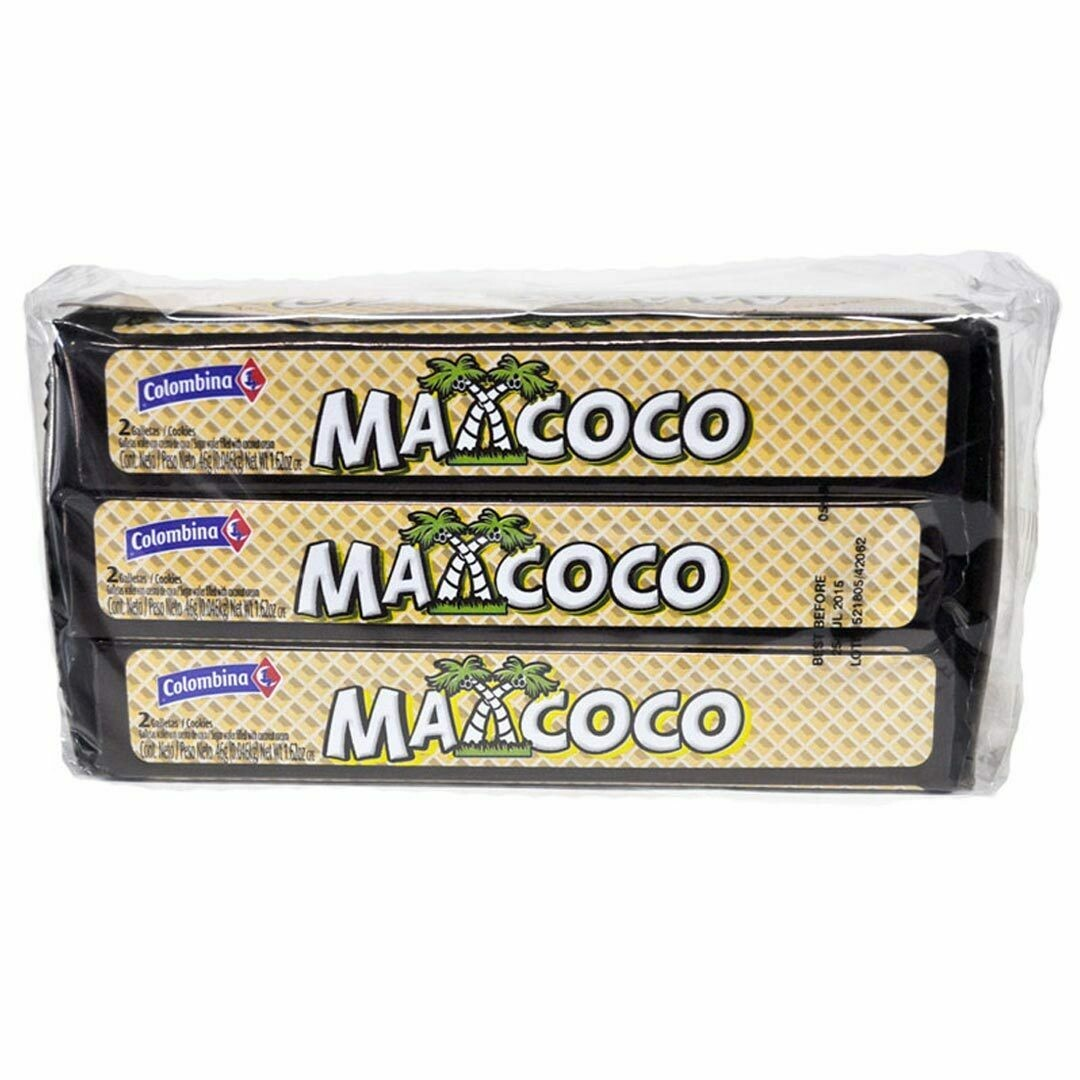 Colombina Maxcoco 6 Pack