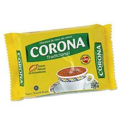 Corona Chocolate 250 g