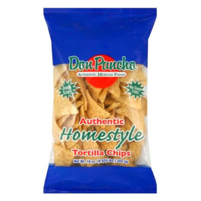 Don Pancho Home style Tortilla Chips 595g