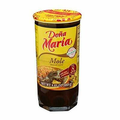 Doña Maria Mole Original 8.25 oz