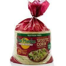 Don Pancho Tortilla 80 ct