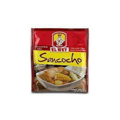 El Rey sancocho seasoning 20g