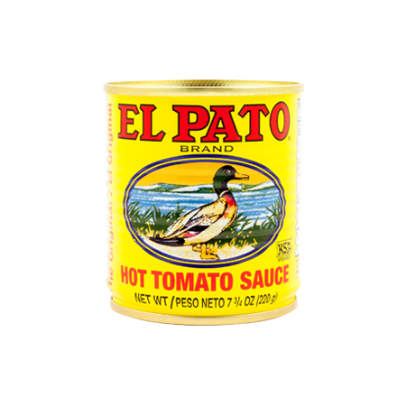 El Pato Hot Tomate Sauce