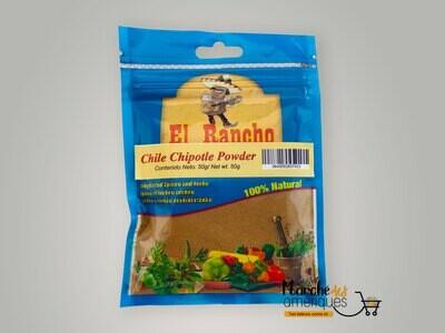 El Racho Chile Hierbabuena 50g