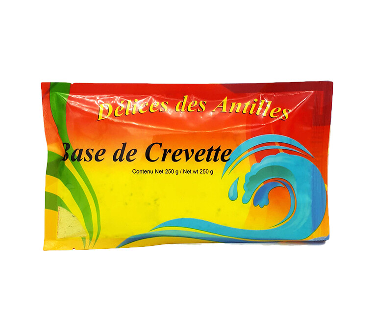 Delices Des Antilled Base De Crevette 250g