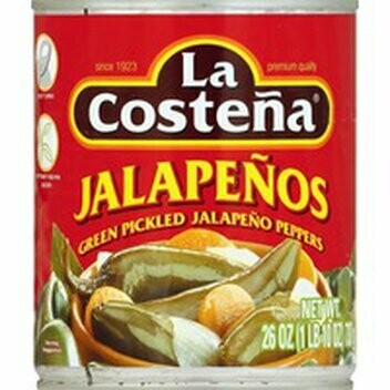 La Costena Green Pickled Jalapeno 200ml
