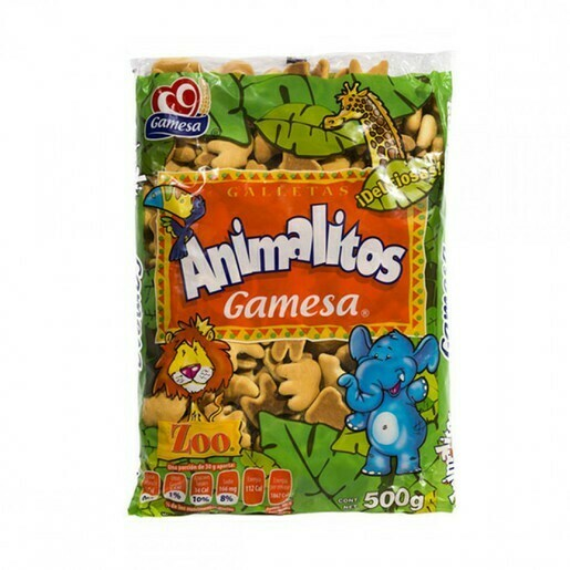 Gamesa Galletas Animalitos