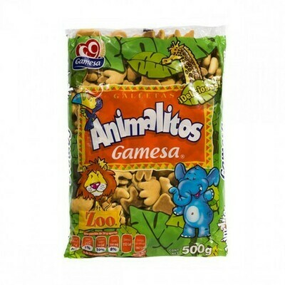 Gamesa Galletas Animalitos 1lb