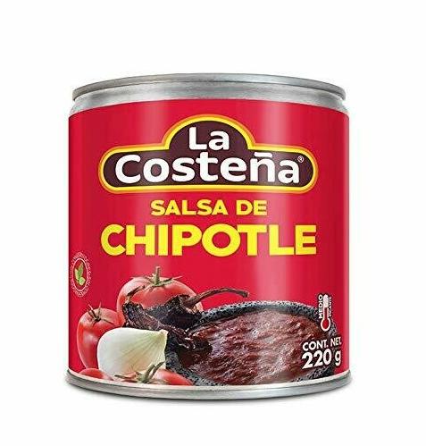 La Costena Chipotle Salsa 220g
