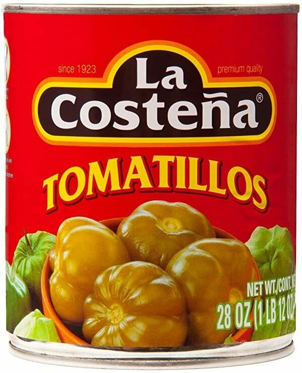La Costeña Tomatillos 29 oz