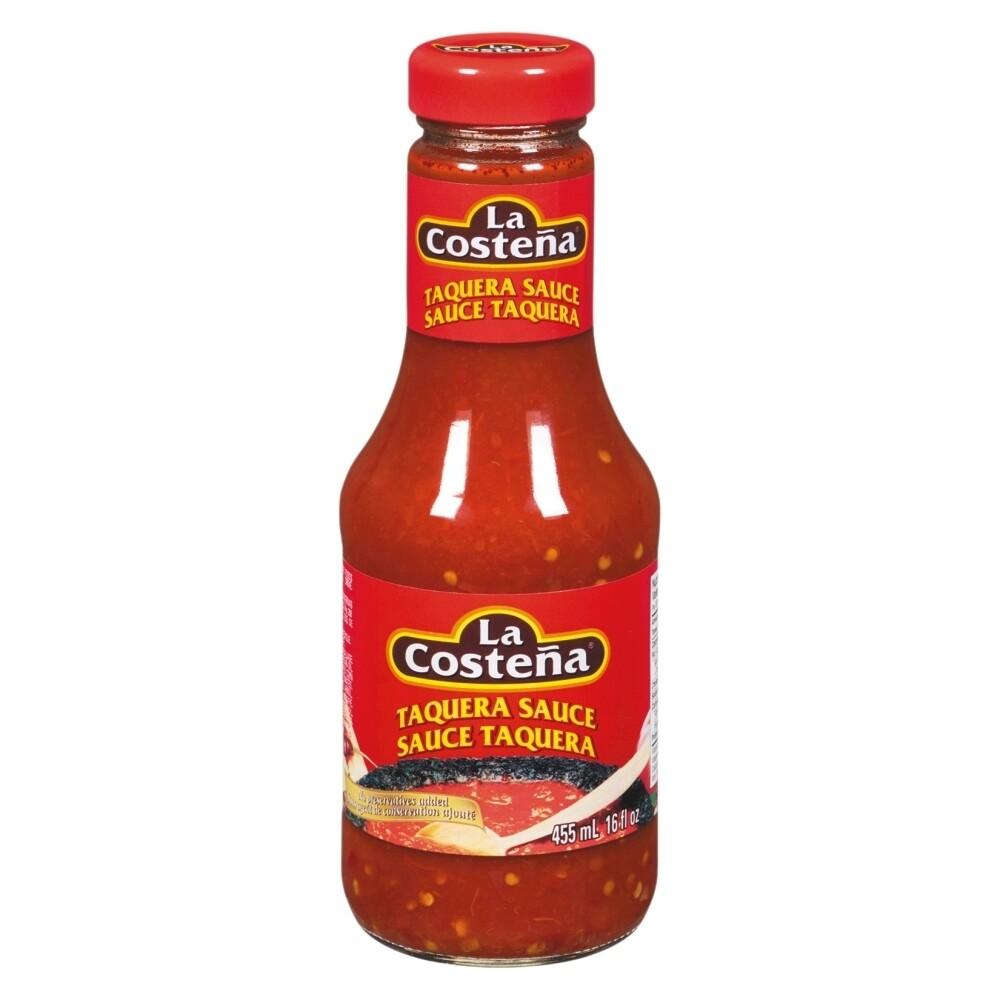 La Costeña Taquera Sauce 455ml