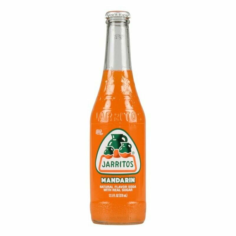 Jarritos Mandarin 12.5oz