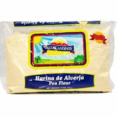 Harina De Alverja Valles Andinos 14oz