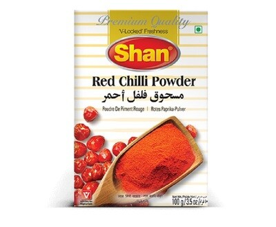 Shan Red Chile Powder 100g