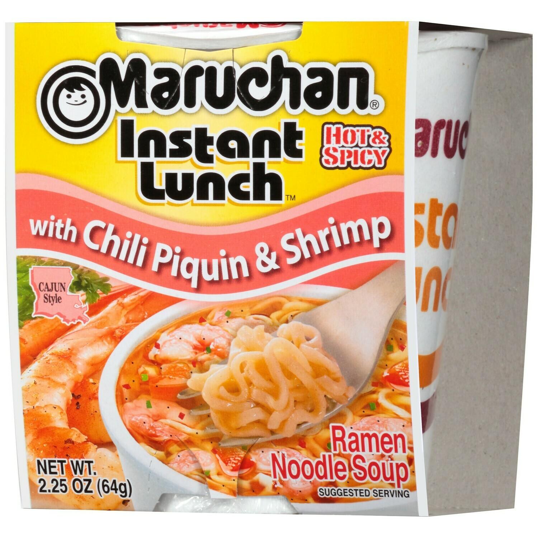 Maruchan Chili Piquin And Shrimp 64g