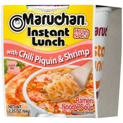 Maruchan Chili Piquin And Shrimp 64g